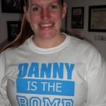 DannyIsTheBomb - Tara Watt